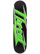 Threat by Zero Amped Green Deck  8.125 x 32.125