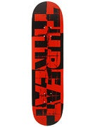 Threat by Zero Shredded Red Deck  8.0 x 32