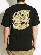 Vol 4 Cycle Pocket T-Shirt