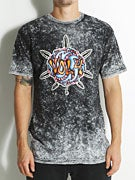 Vol 4 Unholy Mountain Acid Wash T-Shirt