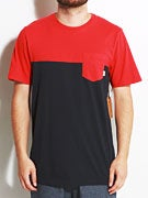 Vans Burke Pocket Crew T-Shirt
