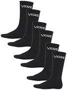 Vans Classic Crew Socks 3pk