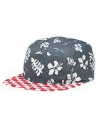 Vans Davis 5 Panel Camper Hat