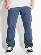 Vans Excerpt Chino Pants  Ice Water