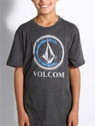 Volcom Circle Stain Kids T-Shirt