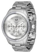 Vestal ZR-2 Watch Brushed Silver/Silver/Silver