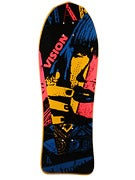 Vision Aggressor Yellow Deck  10.5 x 30.6