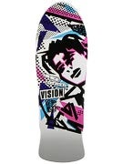 Vision Original MG White/Pink Deck 10 X 30