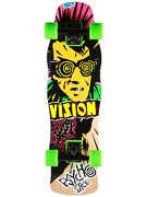 Vision Psycho Stick Nat. Mini Cruiser Comp. 8.25 x 28.5
