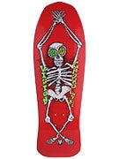 Vision Tom Groholski Skeleton Red Deck 10.25 x 30