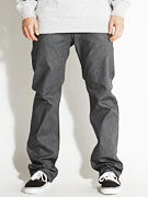 Volcom Stone Age Five Down Jeans  S-Gene Grey