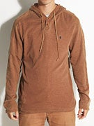 Volcom Burnt Burnout Hooded Thermal Shirt