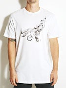 Volcom French Bike Sploitation T-Shirt