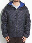 Volcom Hooded Puff Puff Jacket