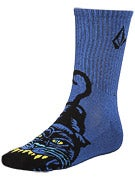 Volcom FA Jimbo Phillips Puppet Socks
