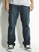 Volcom Kinkade Jeans  High Time Blue