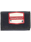 Volcom Patches 3-Fold Wallet