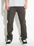 Volcom Stone Age Solver Jeans  Charcoal
