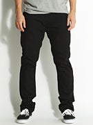 Volcom Vorta Jeans  Black Top
