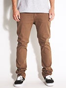 Volcom Vorta SGene Colored Denim  Mocha