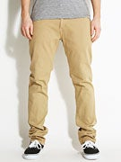 Volcom Vorta SGene Colored Denim  Khaki