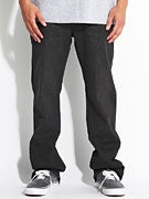 Volcom Enowen Warner Black Stretch Jeans