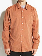 Volcom Why Factor End On End L/S Woven Shirt