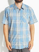 Volcom Why Factor Plaid S/S Woven Shirt