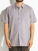 Volcom Why Factor Stripe S/S Woven Shirt