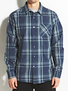 Volcom Why Factor Plaid L/S Woven Shirt