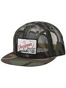 Von Zipper Climber Snapback Hat