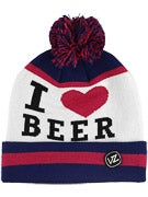 Von Zipper I Heart Beer Beanie