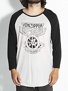 Von Zipper Sea Vulture 3/4 Sleeve Shirt