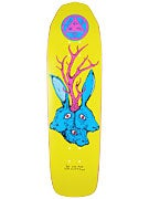 Welcome Bunny Heads On Basilisk Deck  8.8 x 32.5