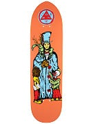 Welcome Preacher Bear on Owl Claw Deck 8.5x32.25