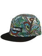 Yea.Nice Tribal 5 Panel Camp Hat