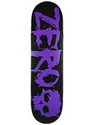 Zero Blood Purple Deck  8.5 x 32.25