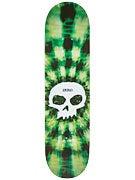 Zero Burman Tie Dye Signature Skull Deck  8.13 x 31.7