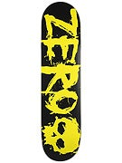 Zero Blood Yellow Deck  8.0 x 32