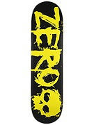Zero Blood Yellow Deck  8.375 x 32.3