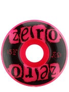 Zero Punk Pink Wheels