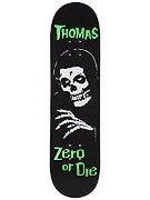 Zero Thomas Crimson Ghost Green Deck  8.25 x 32.25