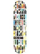 Zoo York Heritage Deck  7.75 x 31.56
