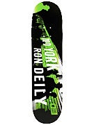 Zoo York Deily Spray Fade Deck 8.0 x 31.94