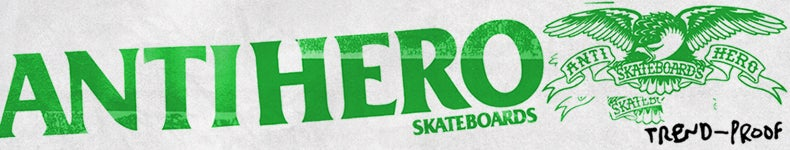 Anti Hero Skateboards Decks