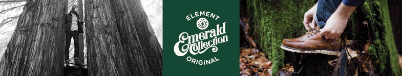Element Emerald Shoes