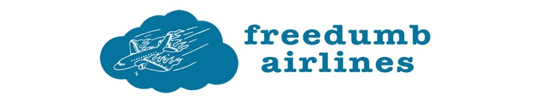 Freedumb Airlines T-Shirts