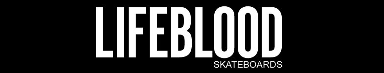 Lifeblood Skateboard Decks