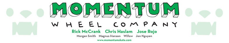 Momentum Skateboard Bearings