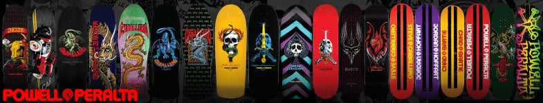 Powell Old School Skateboards